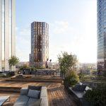 4-Zimmer Studio Apartment inkl. Dachterrasse – München