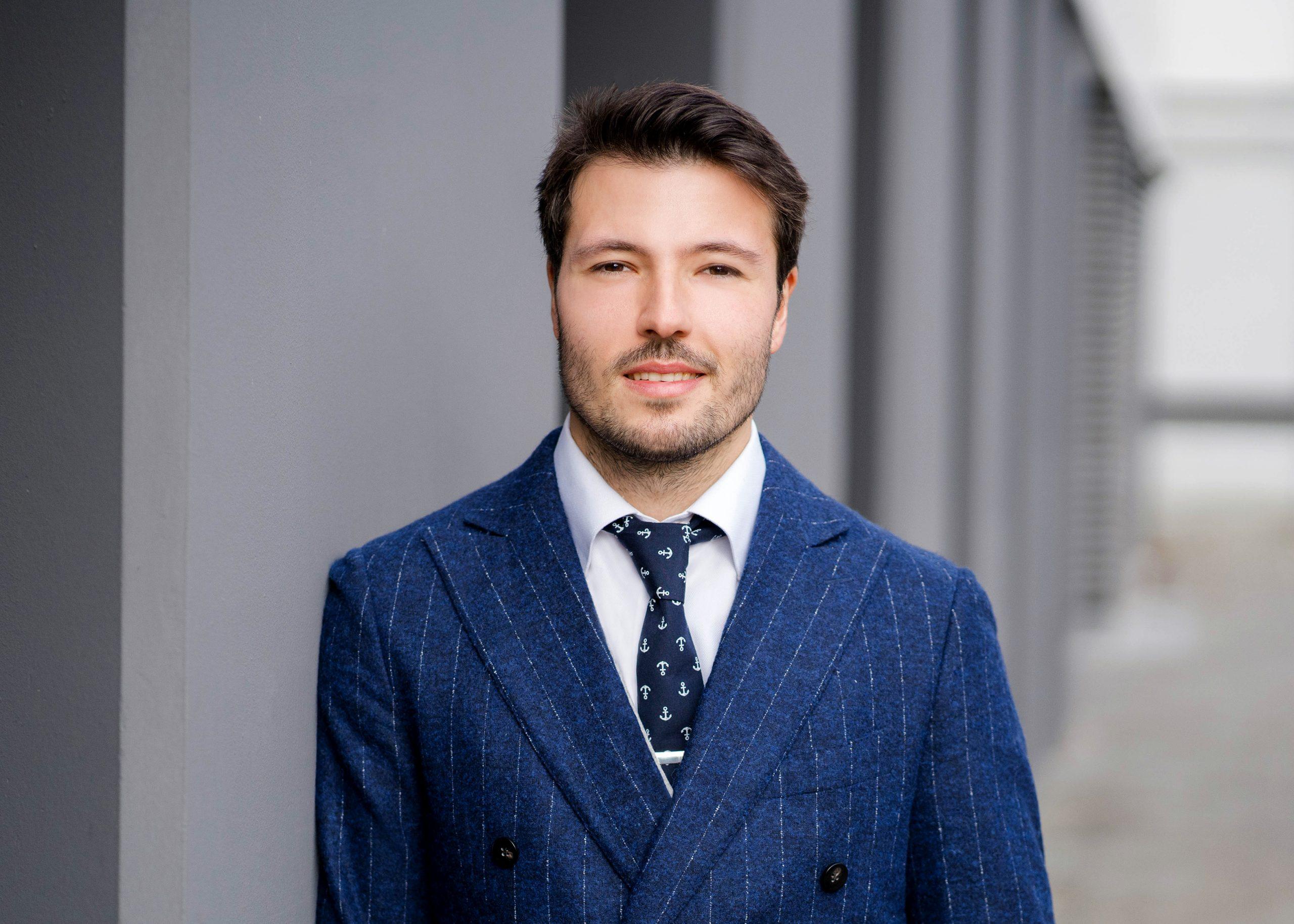 Michael Freitag, Geschäftsführer der Münchener Geschäftsstelle