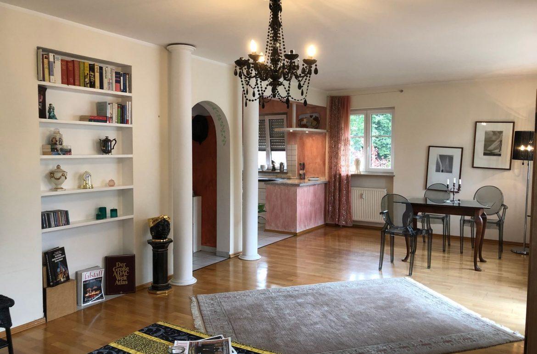 Möblierte 2-Zimmer-Wohnung in München-Fasanerie