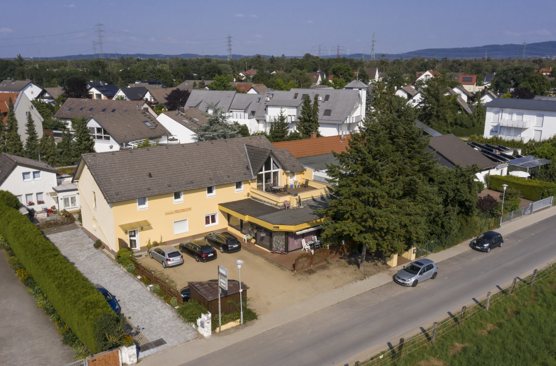 Profitable Pension in Pfungstadt vor Frankfurt zu verkaufen